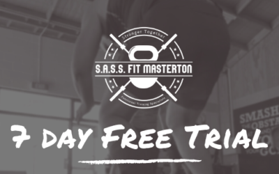 Free 7 day Trial Membership -SASSFit Functional Fitness